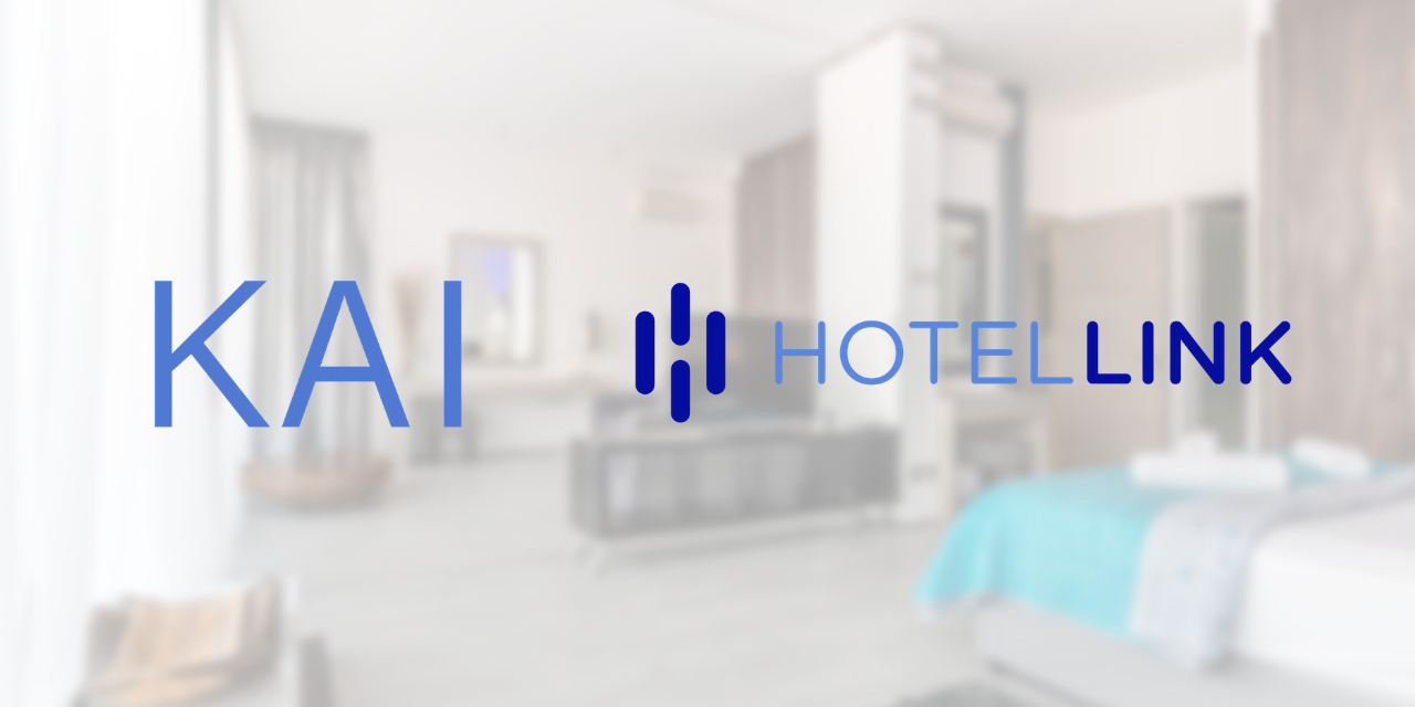 KAI and Hotel Link Solutions Launch Integration