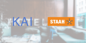 KAI and STAAH Launch Integration