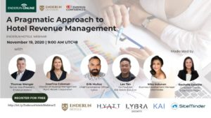 Webinar - A Pragmatic Approach to Hotel Revenue Management